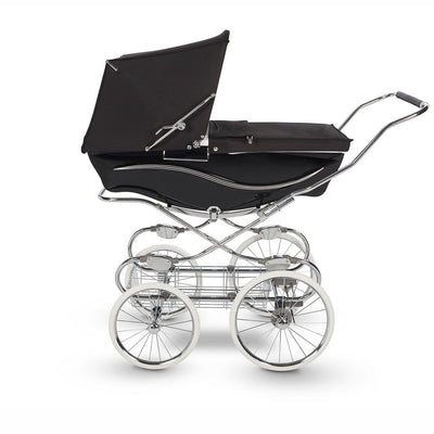 Silver Cross Kensington Pushchair - Black-Strollers- Natural Baby Shower