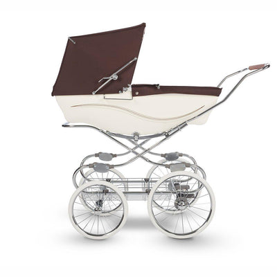 Silver Cross Kensington Pushchair - Brown-Strollers- Natural Baby Shower