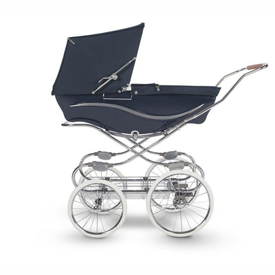 Silver Cross Kensington Pushchair - Navy-Strollers- Natural Baby Shower