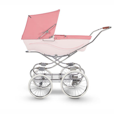 Silver Cross Kensington Pushchair - Pink-Strollers- Natural Baby Shower