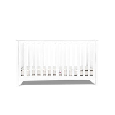 Silver Cross Nostalgia Cot Bed - White - Ex-Display-Cot Beds- Natural Baby Shower
