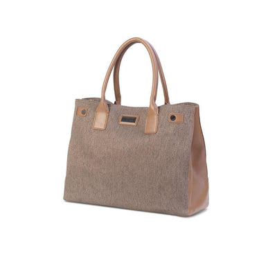 Silver Cross Pacific Changing Bag - Bronze-Changing Bags- Natural Baby Shower