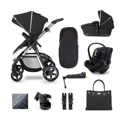 Silver Cross Pioneer Dream + Base Bundle - Pepper-Travel Systems- Natural Baby Shower