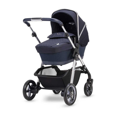 Silver Cross Pioneer Pushchair - Sapphire-Strollers- Natural Baby Shower