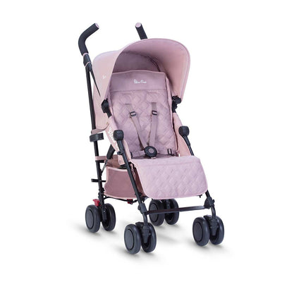 Silver Cross Pop Pushchair - Blush-Strollers- Natural Baby Shower