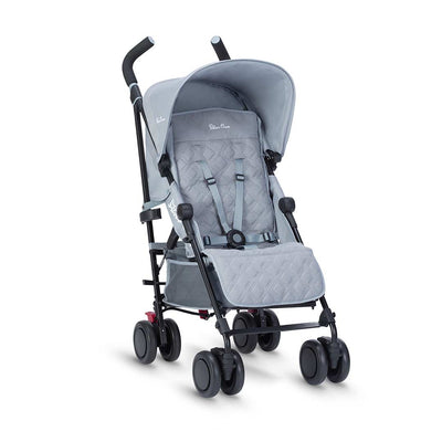 Silver Cross Pop Pushchair - Quarry-Strollers- Natural Baby Shower