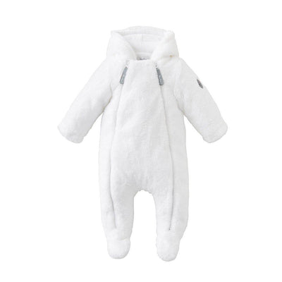Silver Cross Premium Fur Pramsuit-Coats & Snowsuits- Natural Baby Shower