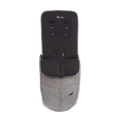 Silver Cross Reflex Footmuff - Brompton-Footmuffs- Natural Baby Shower