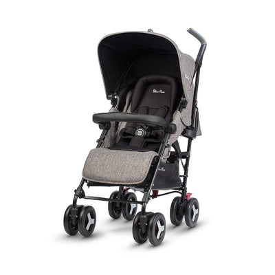 Silver Cross Reflex Pushchair - Brompton-Strollers- Natural Baby Shower