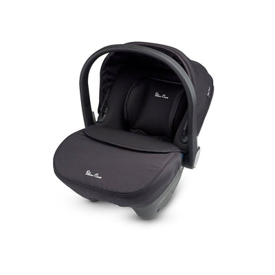 Silver Cross Simplicity Car Seat - Black-Car Seats- Natural Baby Shower