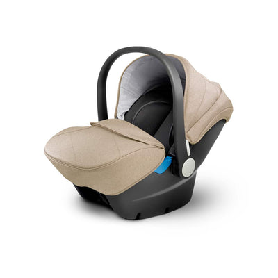 Silver Cross Simplicity Car Seat - Linen-Car Seats- Natural Baby Shower