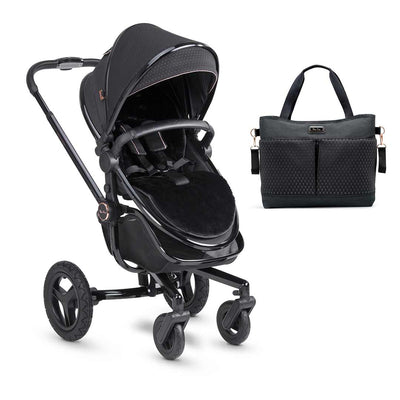 Silver Cross Surf Pushchair - Eclipse-Strollers- Natural Baby Shower