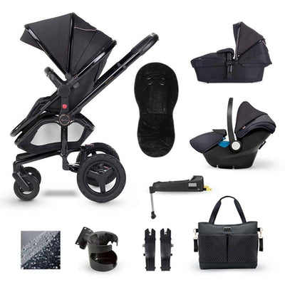 Silver Cross Surf Simplicity Bundle - Eclipse-Travel Systems- Natural Baby Shower