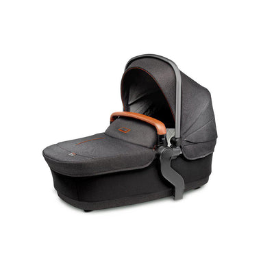 Silver Cross Wave Carrycot - Granite-Carrycots- Natural Baby Shower