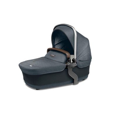 Silver Cross Wave Carrycot - Slate-Carrycots- Natural Baby Shower