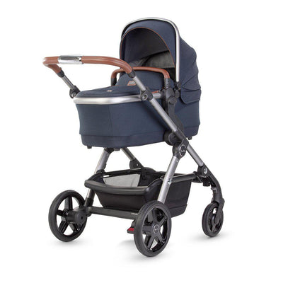 Silver Cross Wave Pushchair - 2020 - Indigo-Strollers- Natural Baby Shower