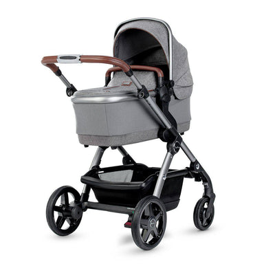Silver Cross Wave Pushchair - 2020 - Zinc-Strollers- Natural Baby Shower