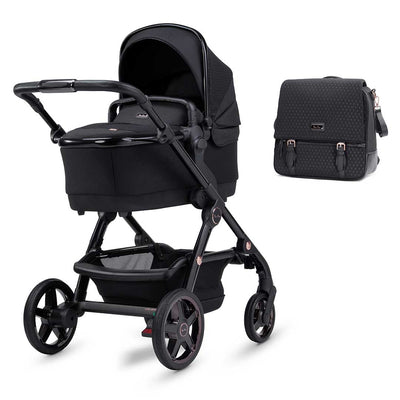 Silver Cross Wave Pushchair - Eclipse-Strollers- Natural Baby Shower