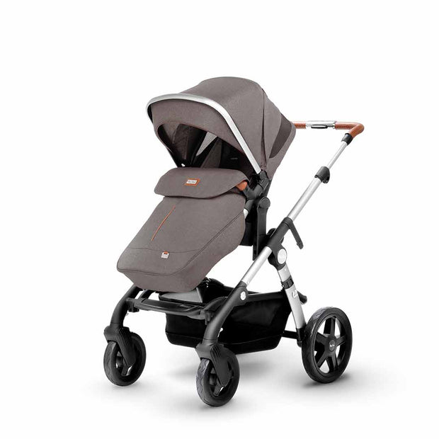 Silver Cross Wave Pushchair - 2019 - Sable-Strollers- Natural Baby Shower