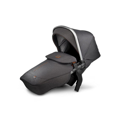 Silver Cross Wave Tandem Seat - Granite-Stroller Seats- Natural Baby Shower