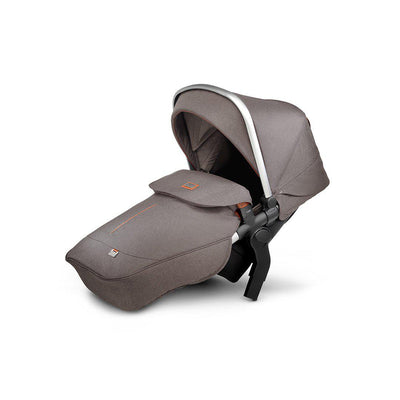 Silver Cross Wave Tandem Seat - Sable-Stroller Seats- Natural Baby Shower