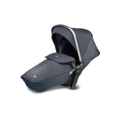 Silver Cross Wave Tandem Seat - Slate-Stroller Seats- Natural Baby Shower