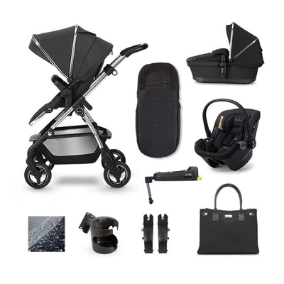 Silver Cross Wayfarer Dream + Base Bundle - Pepper-Travel Systems- Natural Baby Shower