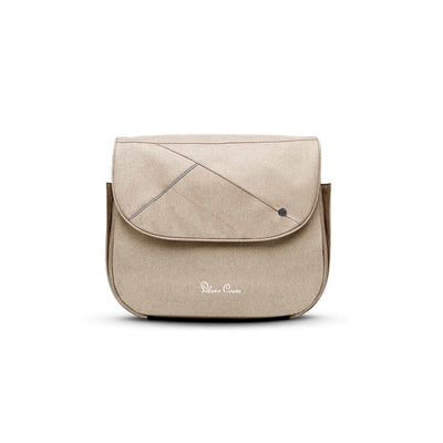 Silver Cross Wayfarer/Pioneer Bag - Linen-Changing Bags- Natural Baby Shower