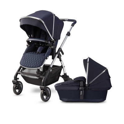 Silver Cross Wayfarer Pushchair - Sapphire-Strollers- Natural Baby Shower