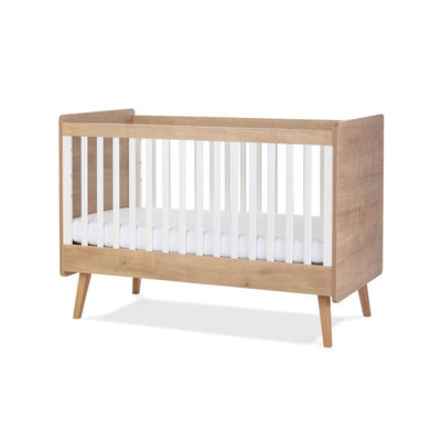 Silver Cross Cot Bed - Westport-Cot Beds-No Mattress- Natural Baby Shower