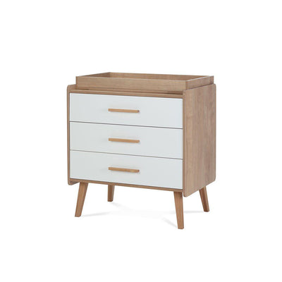 Silver Cross Westport Dresser-Dressers & Chests- Natural Baby Shower