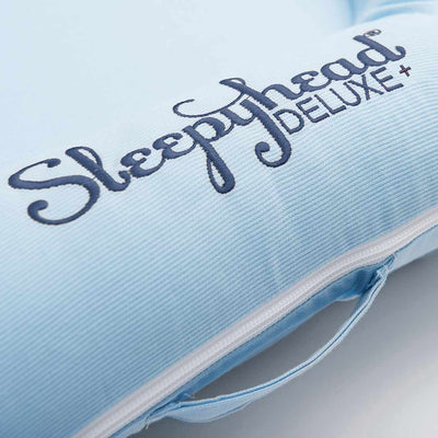Sleepyhead Deluxe+ Spare Cover - Celestial Blue-Baby Nest Covers- Natural Baby Shower