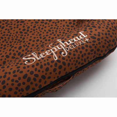 Sleepyhead Deluxe+ Spare Cover - Bronzed Cheetah-Baby Nest Covers- Natural Baby Shower