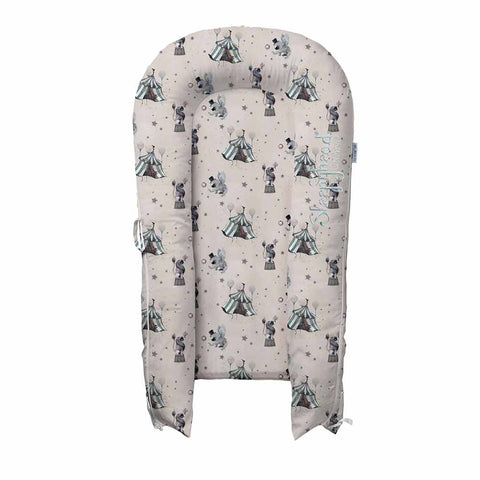 Sleepyhead Grand Spare Cover - Le Cirque-Baby Nest Covers- Natural Baby Shower