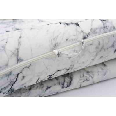 Sleepyhead Deluxe+ Spare Cover - Carrara Marble-Baby Nest Covers- Natural Baby Shower