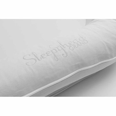 Sleepyhead Grand Spare Cover - Cloud Gray-Baby Nest Covers- Natural Baby Shower