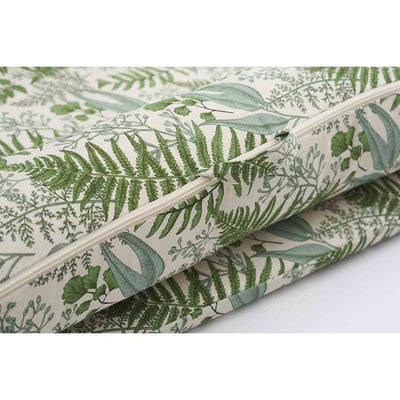 Sleepyhead Deluxe+ Spare Cover - Lush & Fern-Baby Nest Covers- Natural Baby Shower