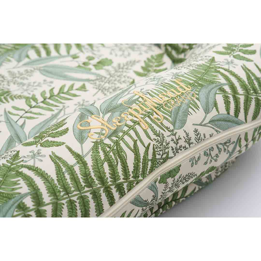 Sleepyhead Grand Spare Cover Lush Amp Fern Natural Baby
