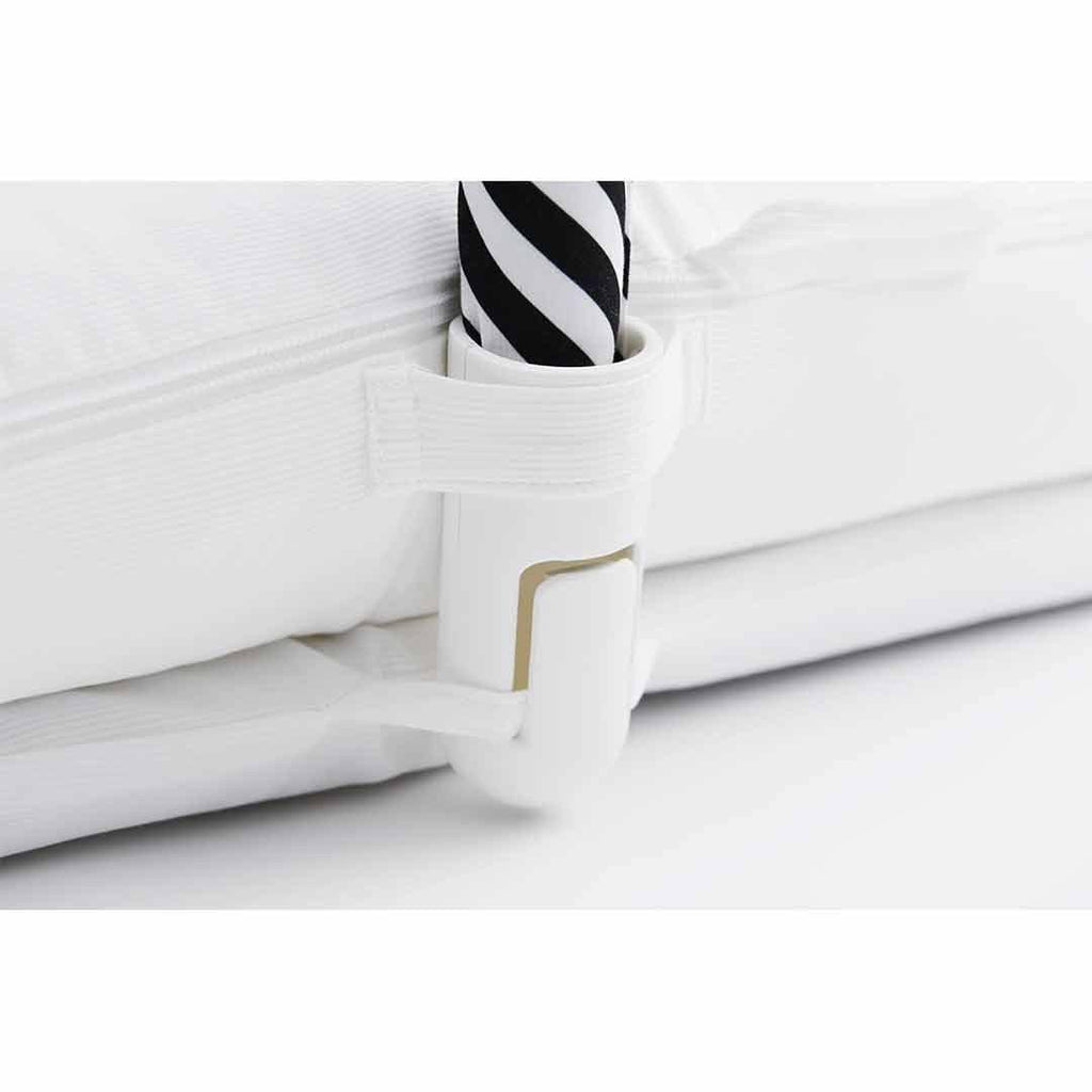Sleepyhead Toy Bar - White & Black Clip