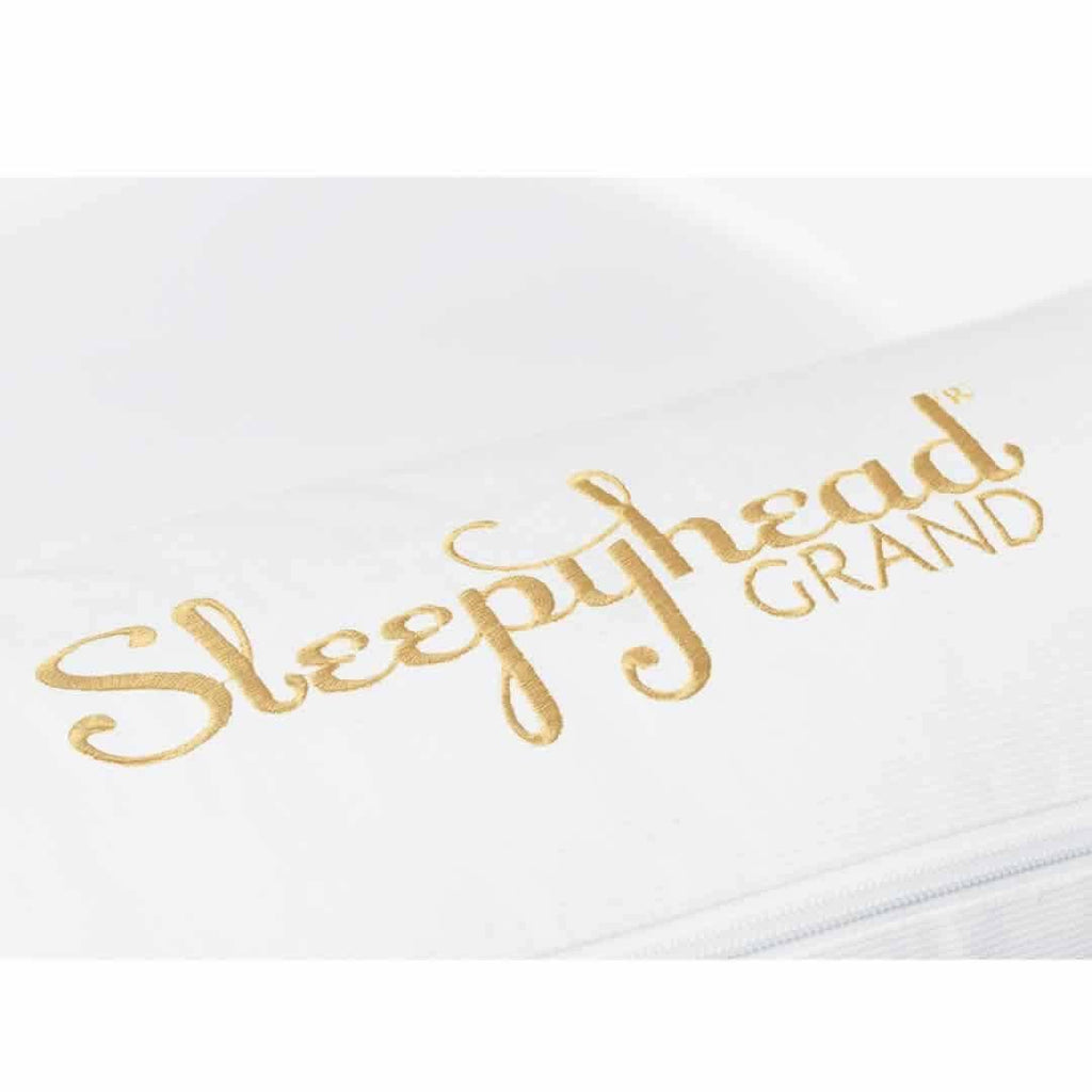 Sleepyhead Grand Pod - Pristine White Logo
