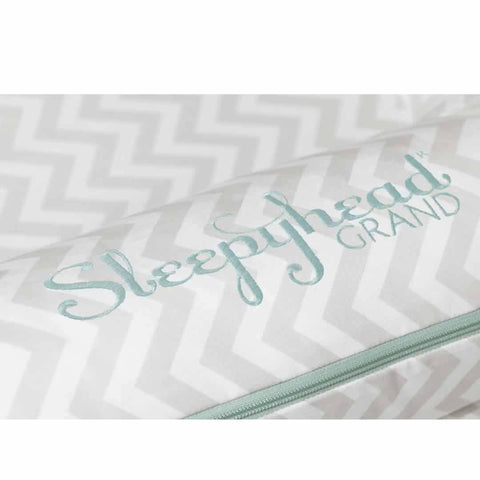 Sleepyhead Grand Pod - Silver Lining-Baby Nests- Natural Baby Shower