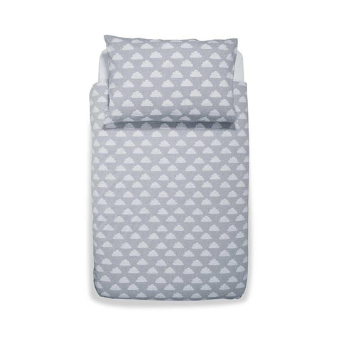Snuz Designz Duvet + Pillow Case Set - Cloud Nine-Bedding Sets- Natural Baby Shower