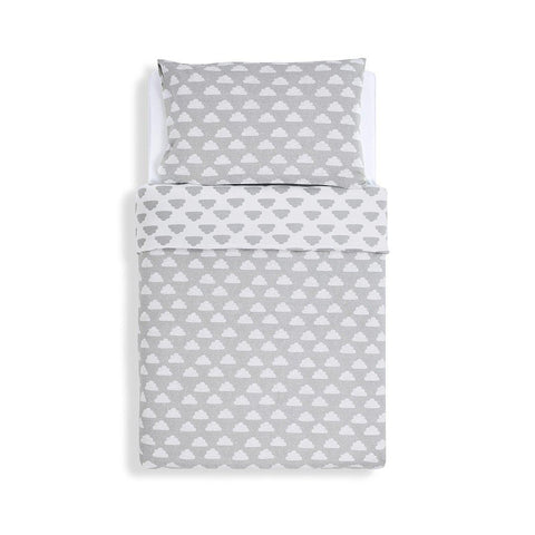 Snuz Duvet Cover & Pillowcase Set - Cloud Nine-Bedding Sets- Natural Baby Shower