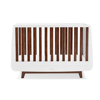 SnuzKot Luxe Cot Bed - Espresso-Cot Beds- Natural Baby Shower
