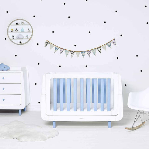 SnuzKot Mode Changing Unit - Blue-Changing Tables- Natural Baby Shower