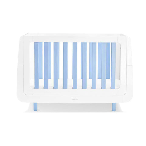 SnuzKot Mode Cot Bed - Blue