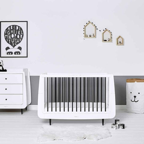 SnuzKot Skandi Changing Unit - Mono-Changing Tables- Natural Baby Shower