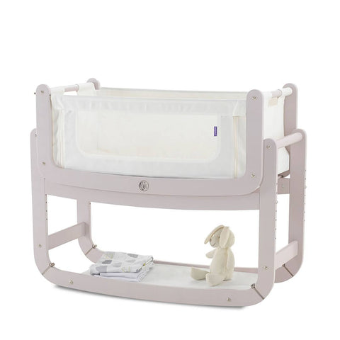 SnuzPod 2 with Mattress - Blush - Cribs - Natural Baby Shower