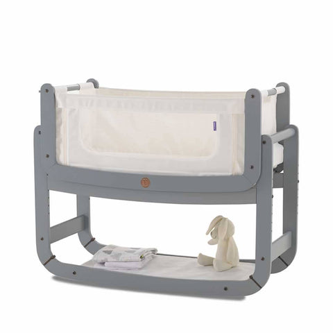 SnuzPod 2 with Mattress - Dove Grey - Cribs - Natural Baby Shower