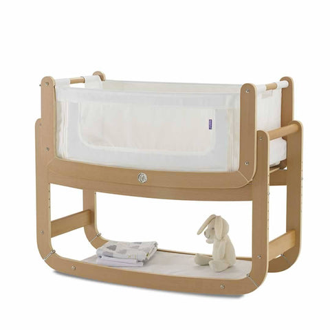 SnuzPod 2 with Mattress - Natural - Cribs - Natural Baby Shower